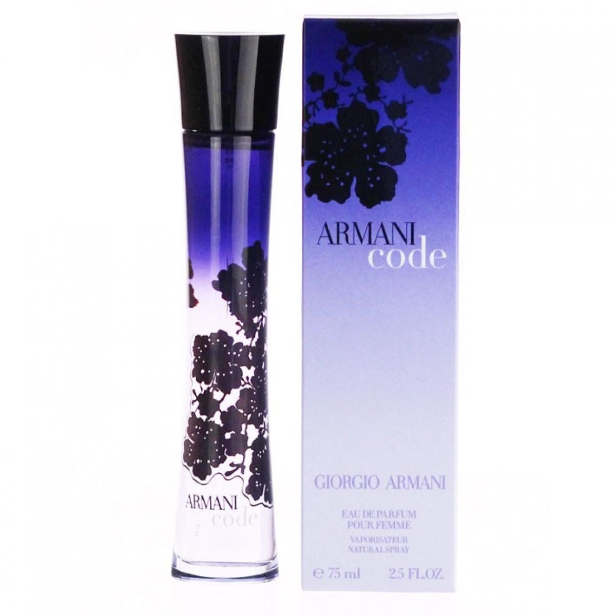9646787510 Άρωμα τύπου Armani Code – Armani – La Finezza – Αρωματοπωλείο